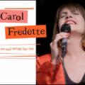 "Carol Fredette ""No Sad Songs For Me"""